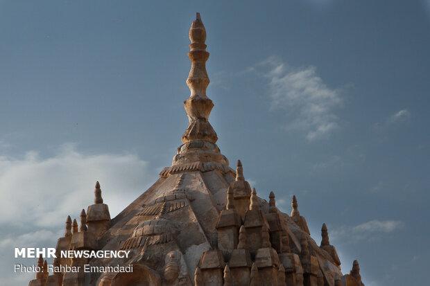 معبد هندوها در بندرعباس - 11