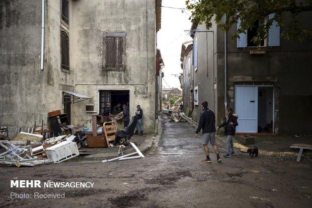 خسارات سیل در فرانسه - 38