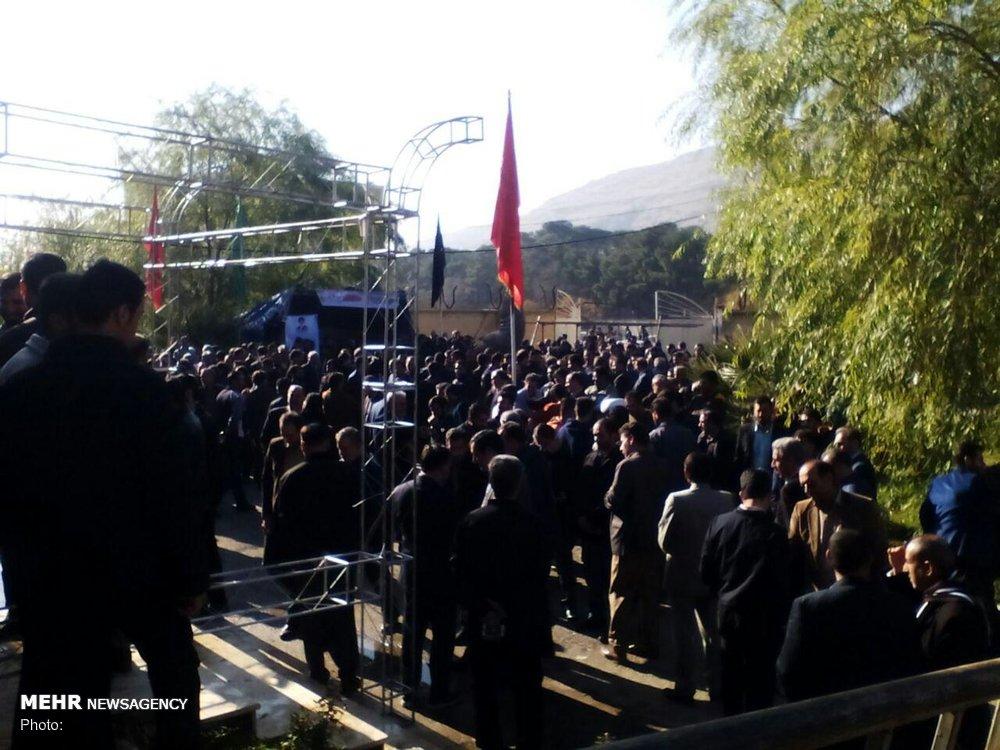 مراسم گرامیداشت حماسه ۹ دی در مرکز لرستان آغاز شد - 5