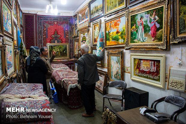 تب و تاب بازار اراک در آستانه نوروز - 18
