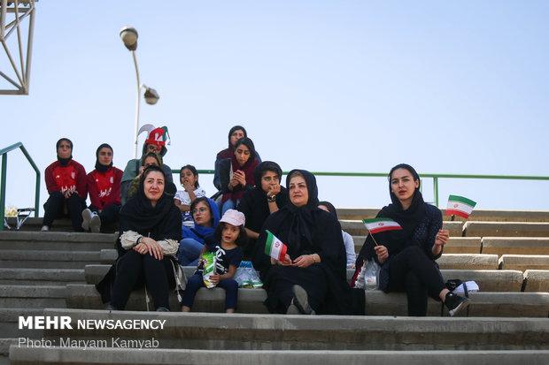 دیدار فوتبال دختران ایران و اردن - 34