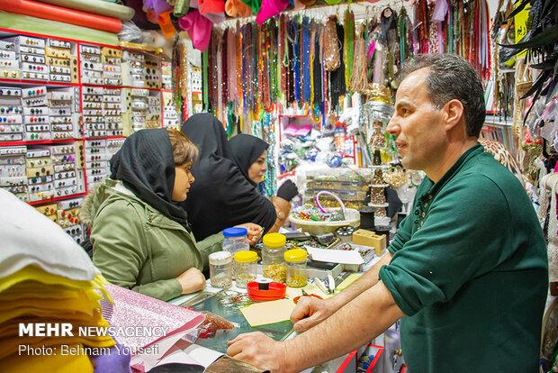 تب و تاب بازار اراک در آستانه نوروز - 47