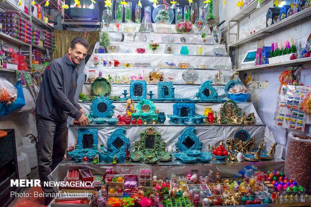 تب و تاب بازار اراک در آستانه نوروز - 45