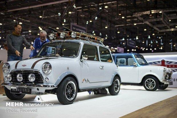 نمایشگاه خودروی ژنو - 45