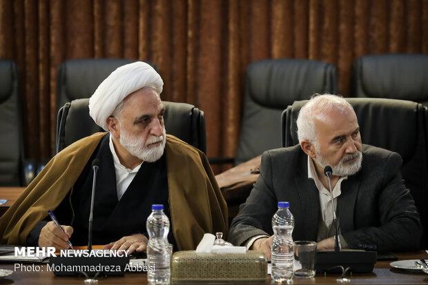 جلسه مجمع تشخیص مصلحت نظام - 10