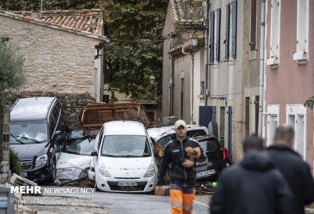 خسارات سیل در فرانسه - 26