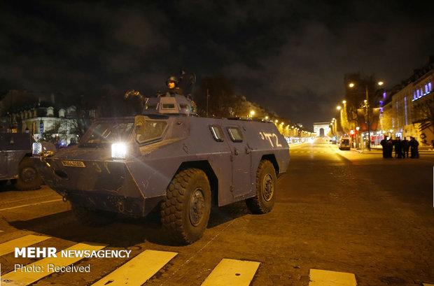 حکومت نظامی در پاریس - 28