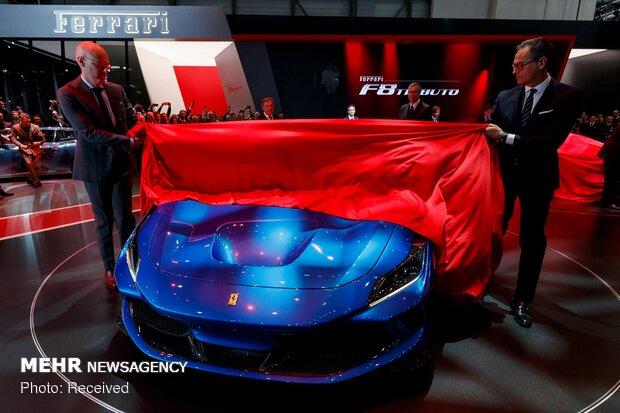 نمایشگاه خودروی ژنو - 33