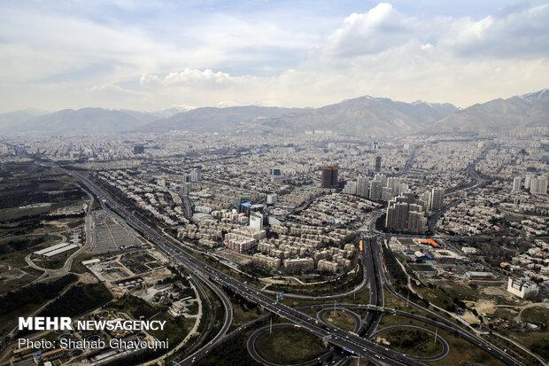 حال و هوای تهران در تعطیلات عید - 45