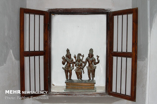 معبد هندوها در بندرعباس - 35