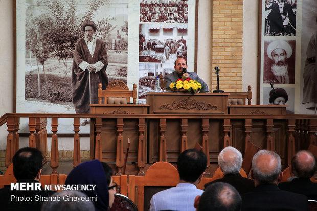 بازدید شهردار تهران از خانه موزه مدرس - 30