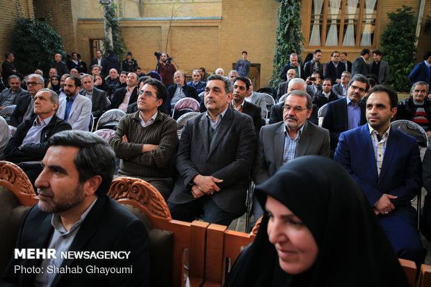بازدید شهردار تهران از خانه موزه مدرس - 24