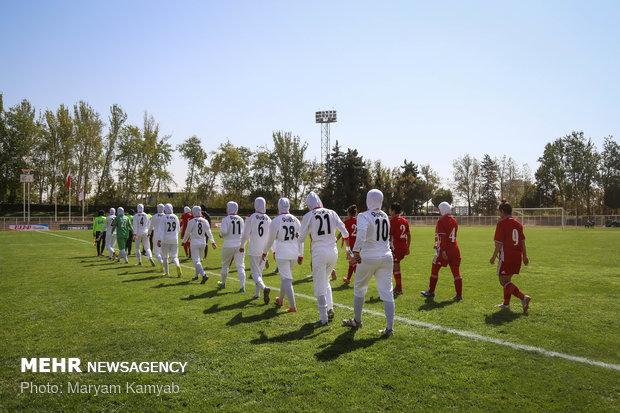 دیدار فوتبال دختران ایران و اردن - 6