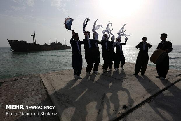 اقوام ایرانی در جزیره کیش - 23