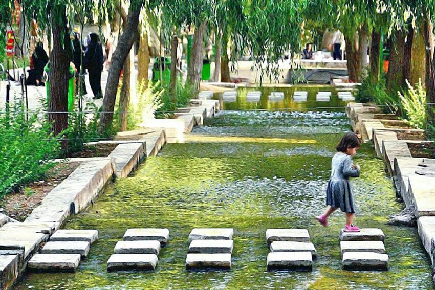 سرچشمه شهر محلات بهشت گردشگران داخلی و خارجی - 2