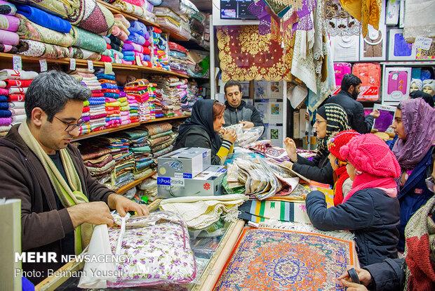 تب و تاب بازار اراک در آستانه نوروز - 49