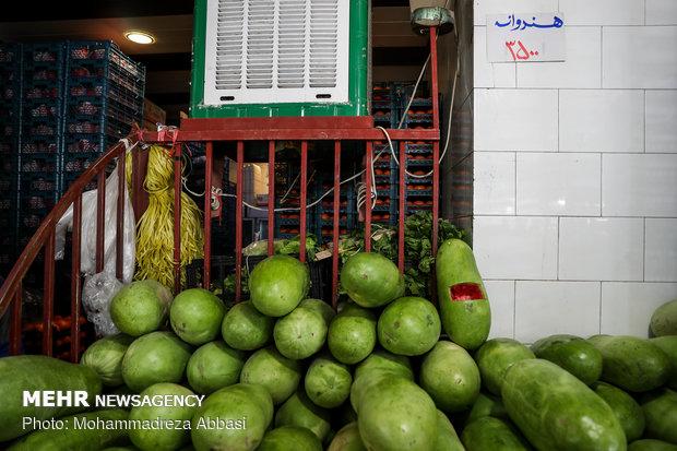 گشت سازمان تعزیرات حکومتی به مناسبت شب یلدا - 12