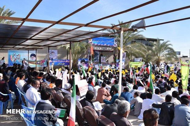راهپیمایی استکبار ستیزی ۱۳ آبان در استانها - 38