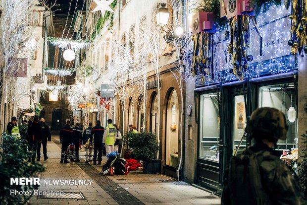 سه کشته در بازار کریسمس در فرانسه - 12