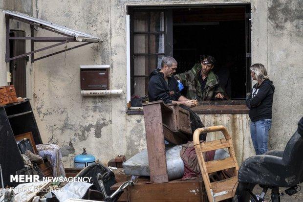 خسارات سیل در فرانسه - 42