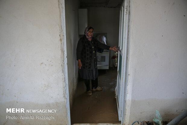 اولین روز نوروز سیل زدگان مازندران - 6