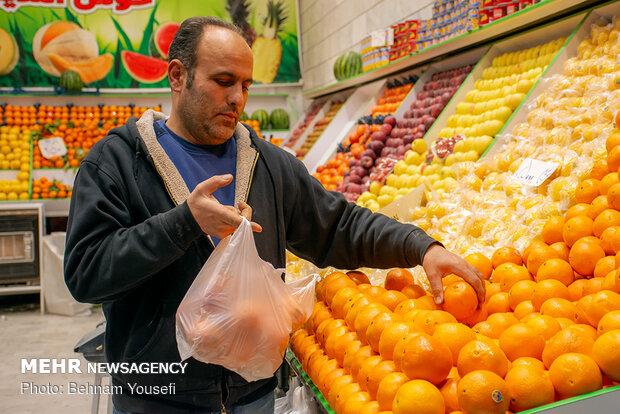 تب و تاب بازار اراک در آستانه نوروز - 41