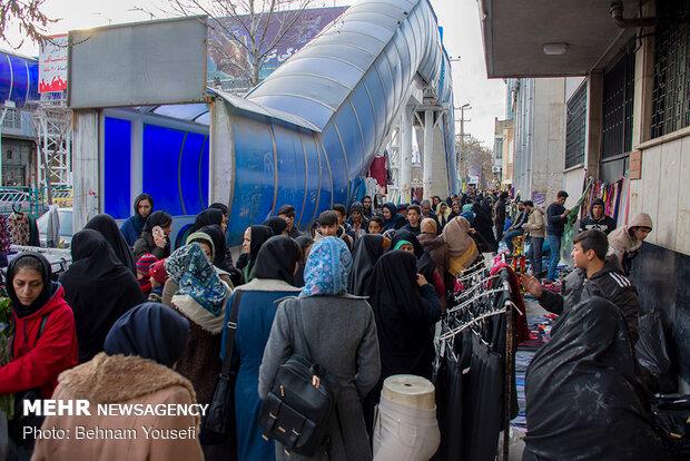 تب و تاب بازار اراک در آستانه نوروز - 6
