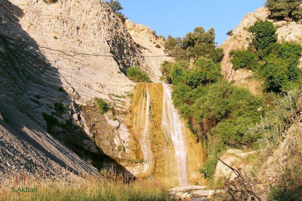 آبشارهای ایلام گردشگران را فرا میخواند - 13