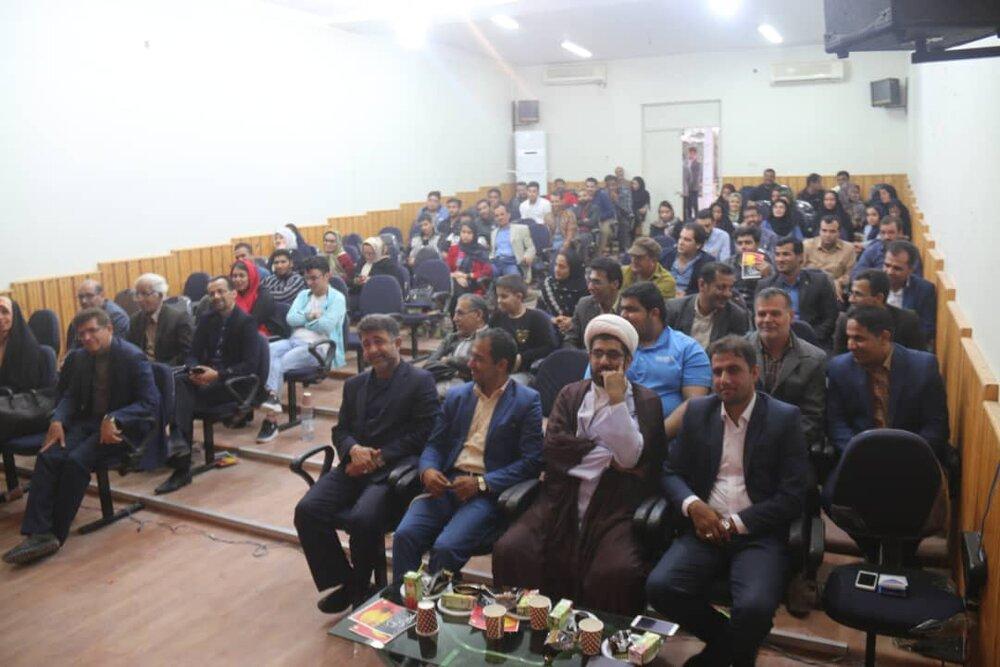 اولین جشنواره شعر و داستان «نخل بیسر» برگزار شد - 3