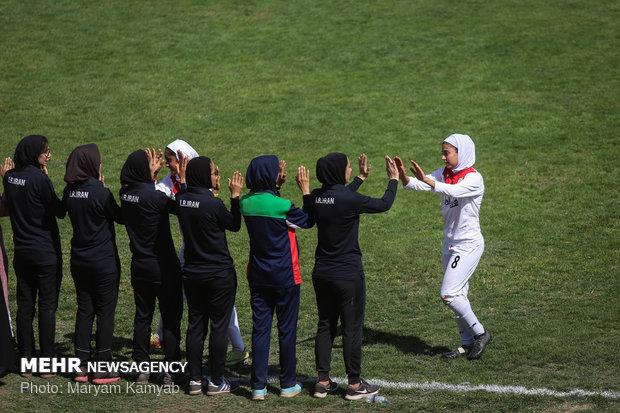دیدار فوتبال دختران ایران و اردن - 68