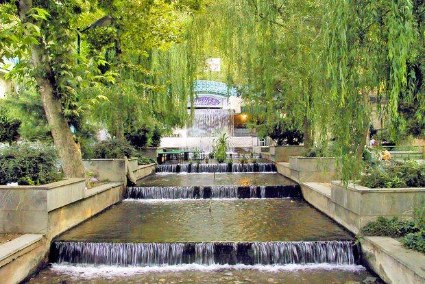 سرچشمه شهر محلات بهشت گردشگران داخلی و خارجی