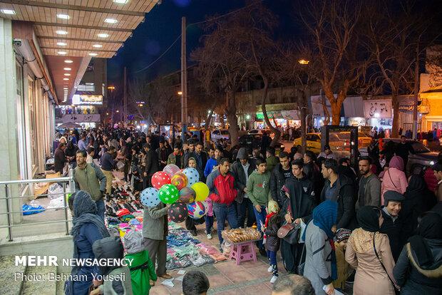 تب و تاب بازار اراک در آستانه نوروز - 37