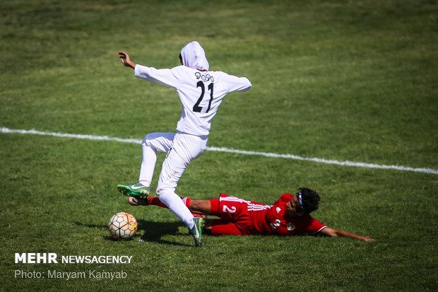 دیدار فوتبال دختران ایران و اردن - 64