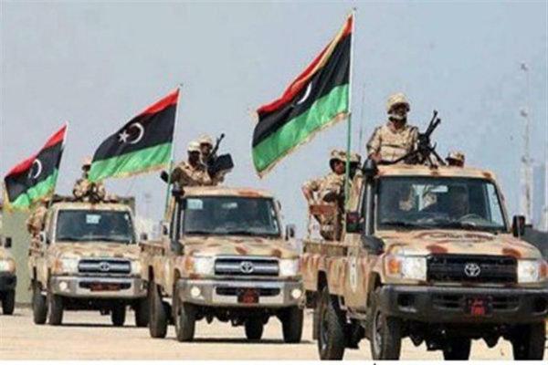 تسلط کامل نیروهای مسلح شرق لیبی بر میدان نفتی الشراره