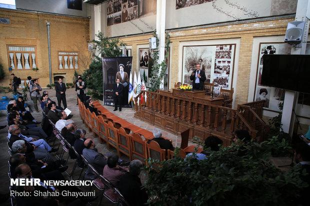 بازدید شهردار تهران از خانه موزه مدرس - 18