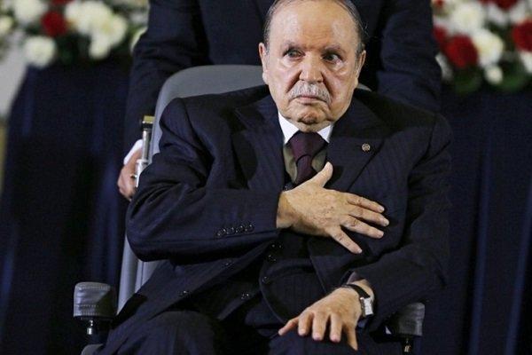 «عبدالعزیز بوتفلیقه» نامزد انتخابات ریاستجمهوری الجزایر شد