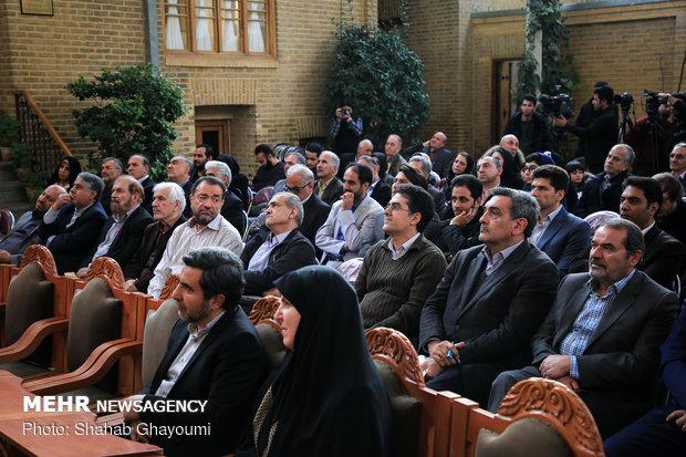 بازدید شهردار تهران از خانه موزه مدرس - 16