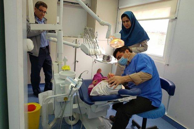 ۲۰۰ نیازمند گرگانی خدمات دندان پزشکی رایگان دریافت کردند
