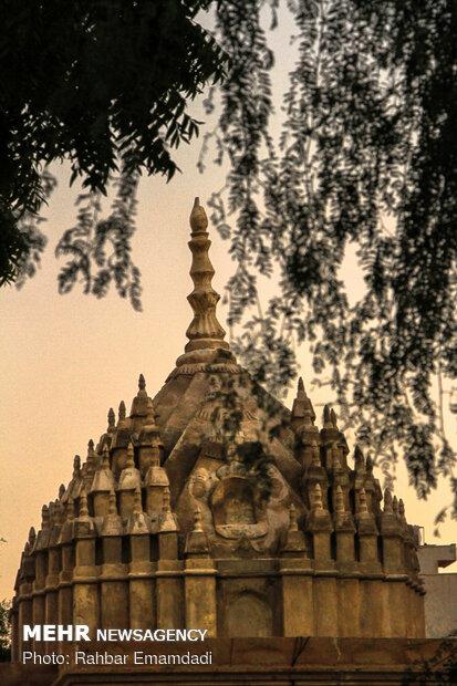 معبد هندوها در بندرعباس - 3
