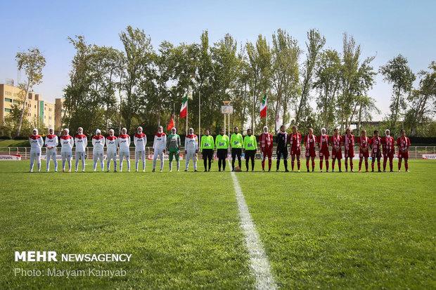 دیدار فوتبال دختران ایران و اردن - 8