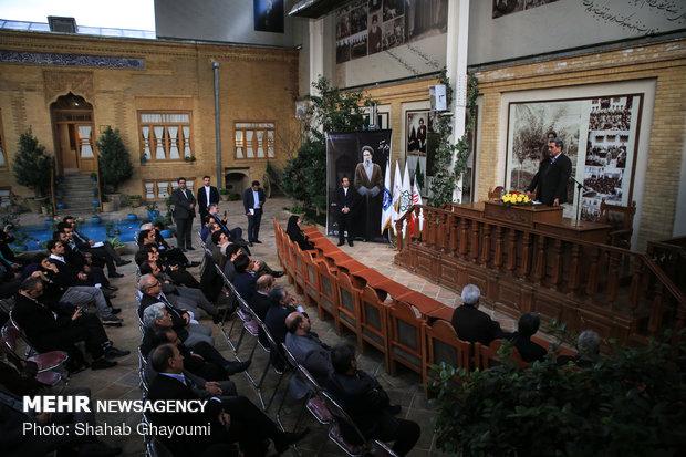 بازدید شهردار تهران از خانه موزه مدرس - 52