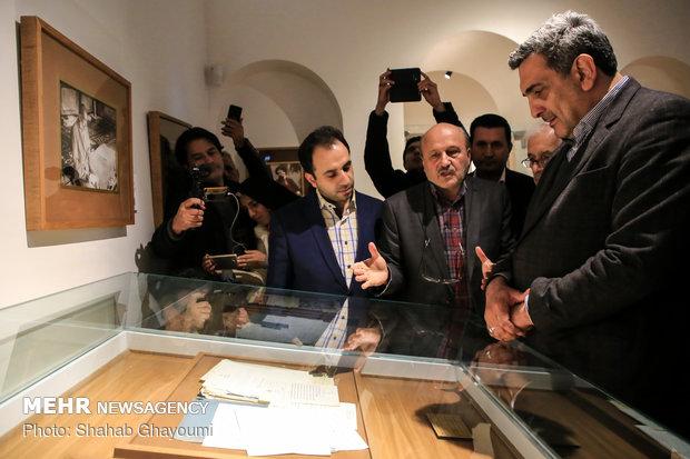 بازدید شهردار تهران از خانه موزه مدرس - 50