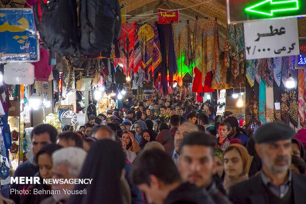 تب و تاب بازار اراک در آستانه نوروز - 22