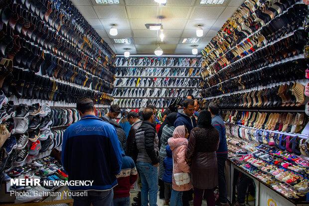 تب و تاب بازار اراک در آستانه نوروز - 14