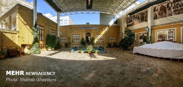بازدید شهردار تهران از خانه موزه مدرس - 6