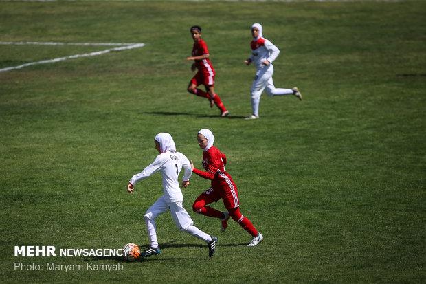 دیدار فوتبال دختران ایران و اردن - 42