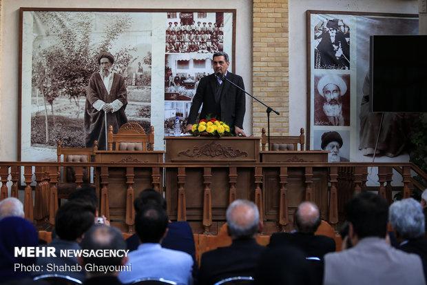 بازدید شهردار تهران از خانه موزه مدرس - 32