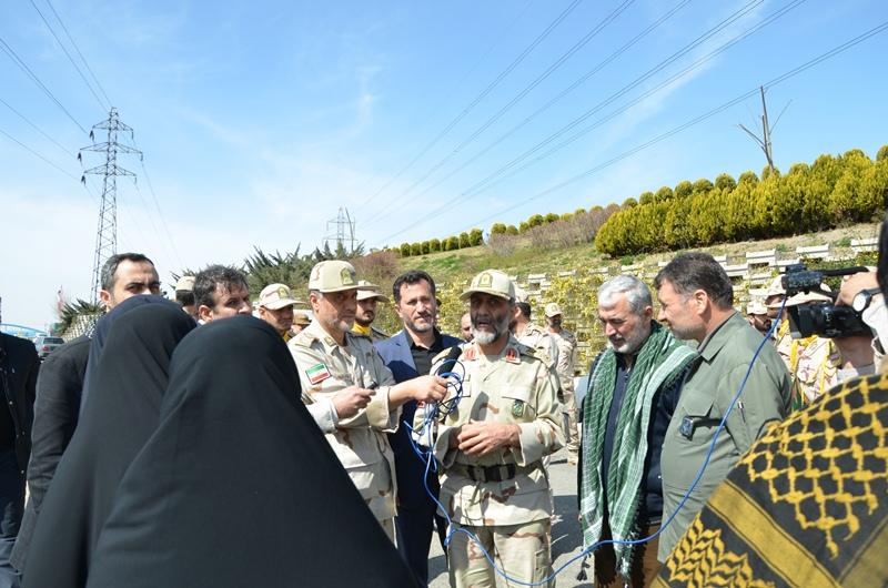 امنیت امروز مرزهای ایران اسلامی به برکت جانثاریهای شهداست - 0