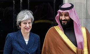 درخواست نخست وزیر انگلیس برای دیدار با ولیعهد سعودی - 0