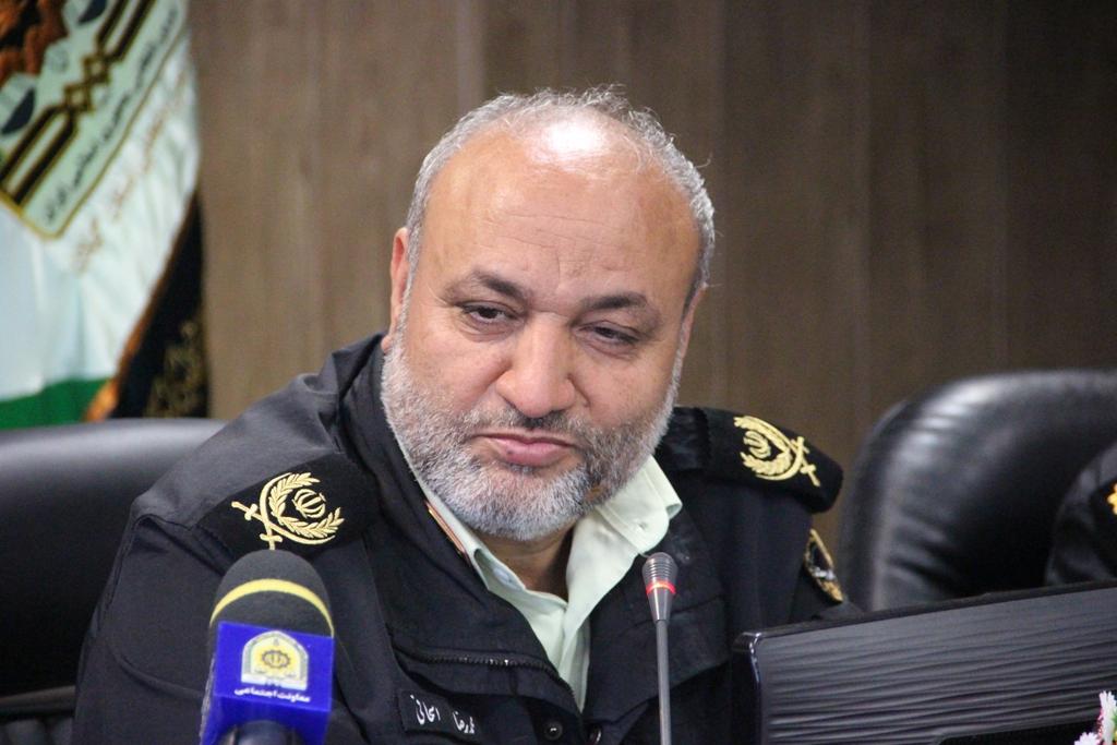 آخرین جزئیات دستگیری سارق مسلح در رشت / سارق مسلح خلع سلاح شد - 0